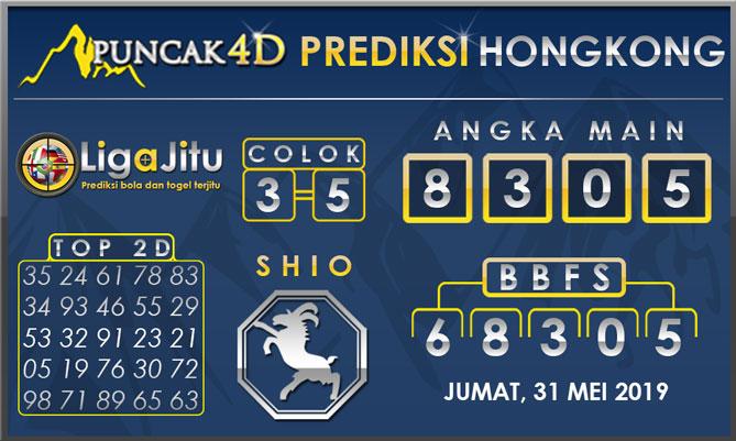 PREDIKSI TOGEL HONGKONG PUNCAK4D 31 MEI 2019