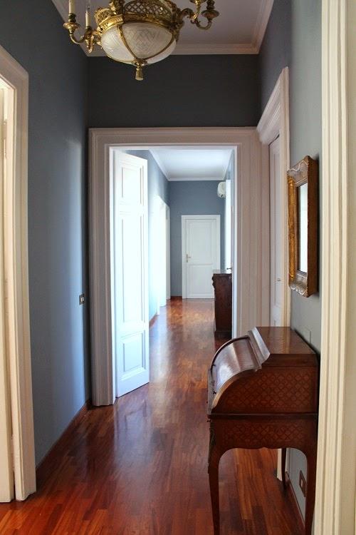 Piccoli Progressi Della Mia Nuova Casa Il Colore Delle Pareti