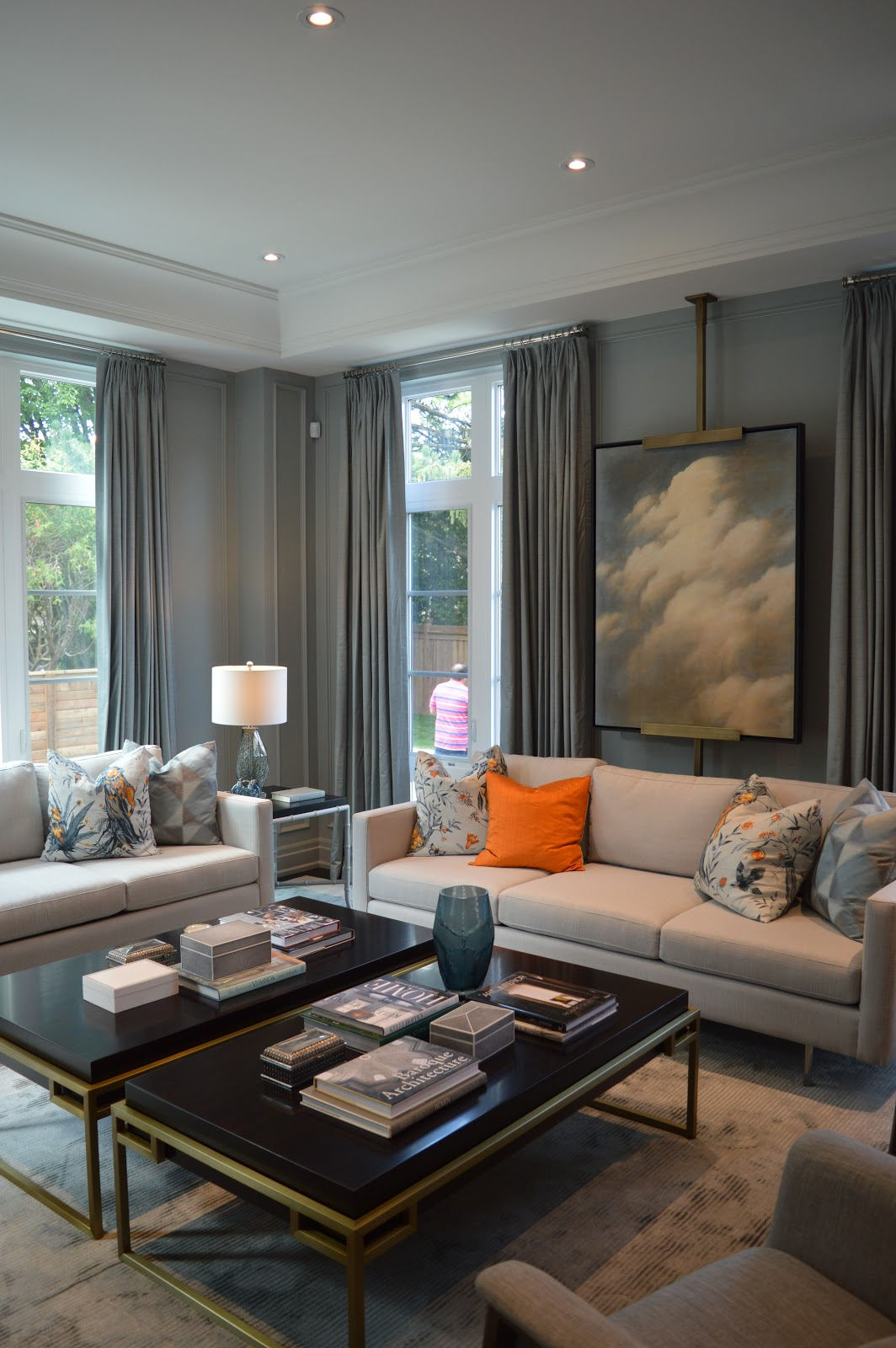 Princess Margaret Lotto Home Designed By Brian Gluckstein