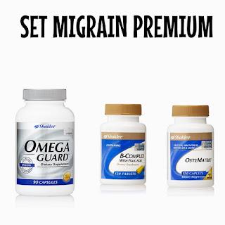 vitamin elak migrain