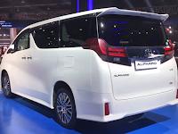 Sewa Mobil Alphard Semarang - Meliwis Transport