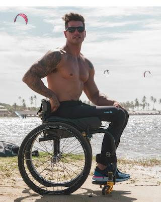 """""""Redescobri o sexo 15 dias após ficar paraplégico"""", diz ex-bbb Fernando Fernandes"""