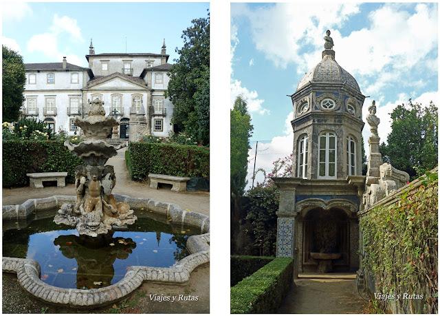 Palacio dos Biscainhos, Braga, Portugal