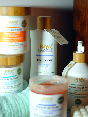 Raw Sugar Body Wash
