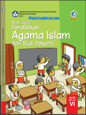 Buku Tematik PAI Kelas 6 SD/MI Kurikulum 2013 Revisi 2018