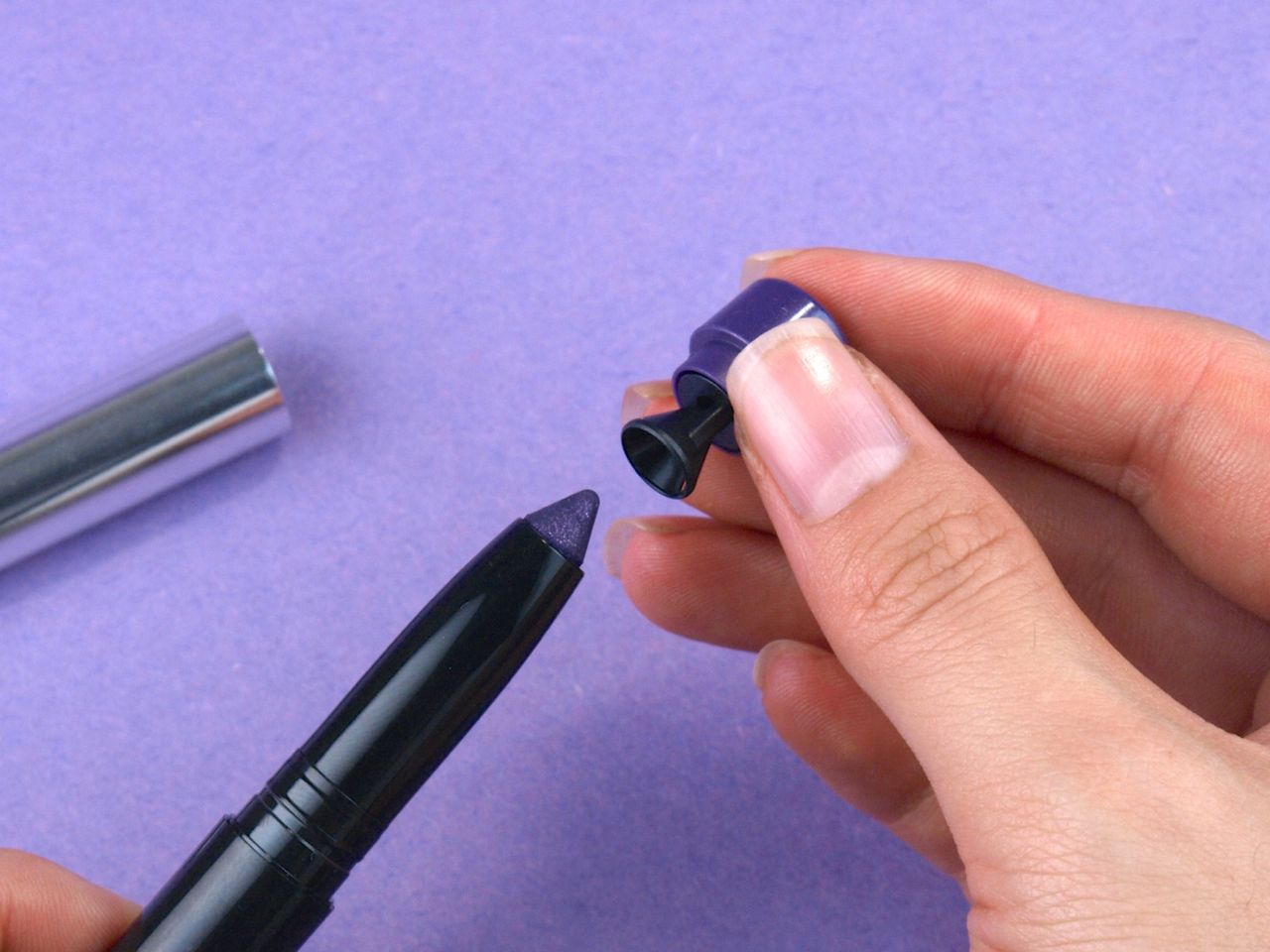 Lise Watier Fall 2014 24Hrs Glam Eyeshadow in Disco Glam Review Swatches