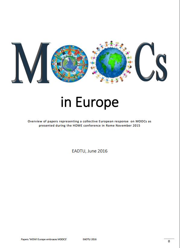 Flexspan moocs i europa ny rapport for Europe in november