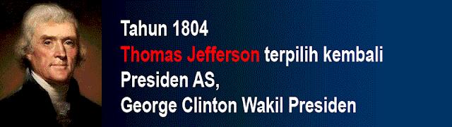 Foto Thomas Jefferson 5 Desember