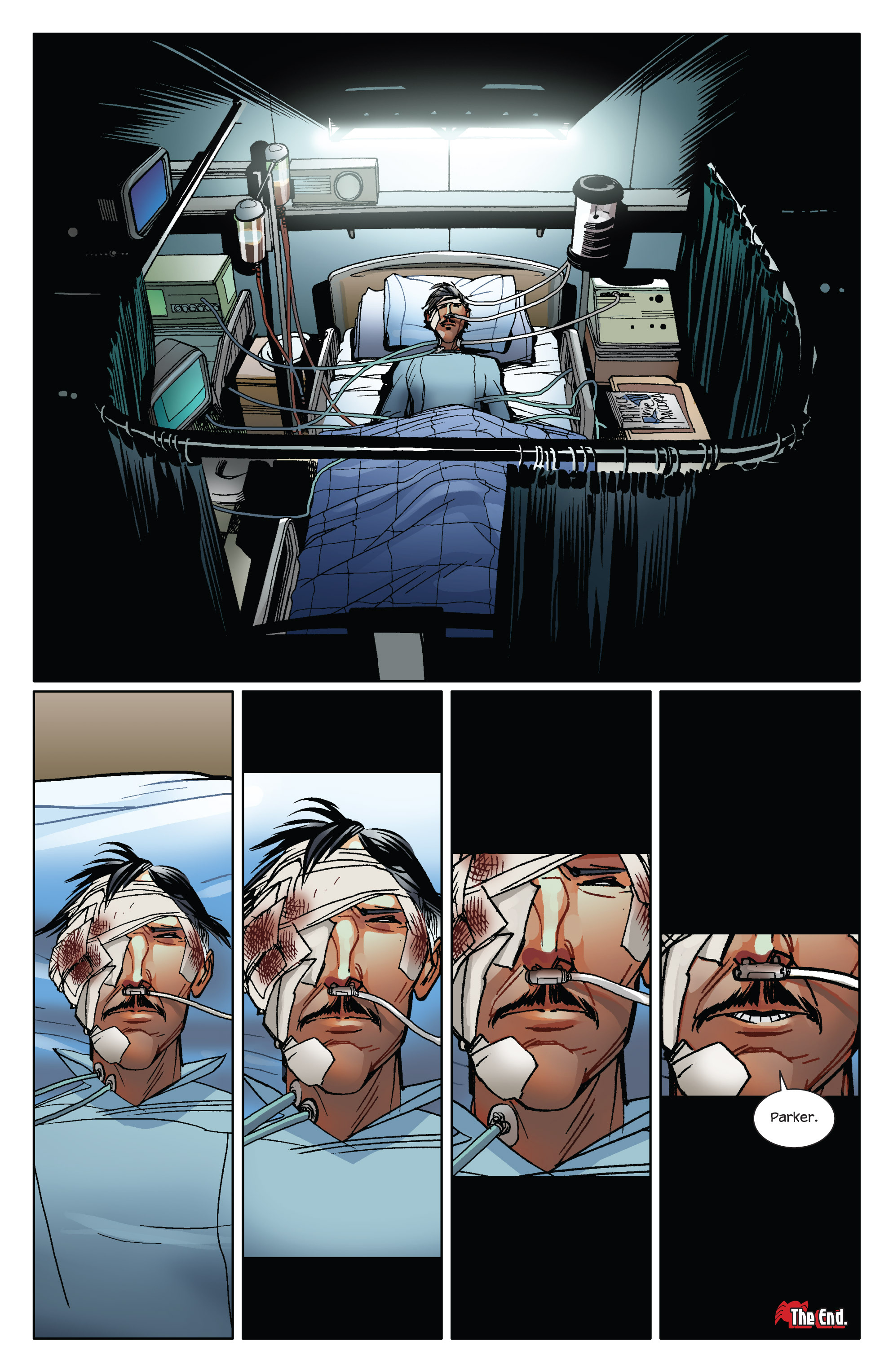 Read online Ultimate Spider-Man (2009) comic -  Issue #14 - 20