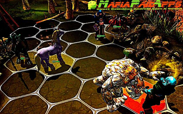 King's Bounty: Legions Apk MafiaPaidApps