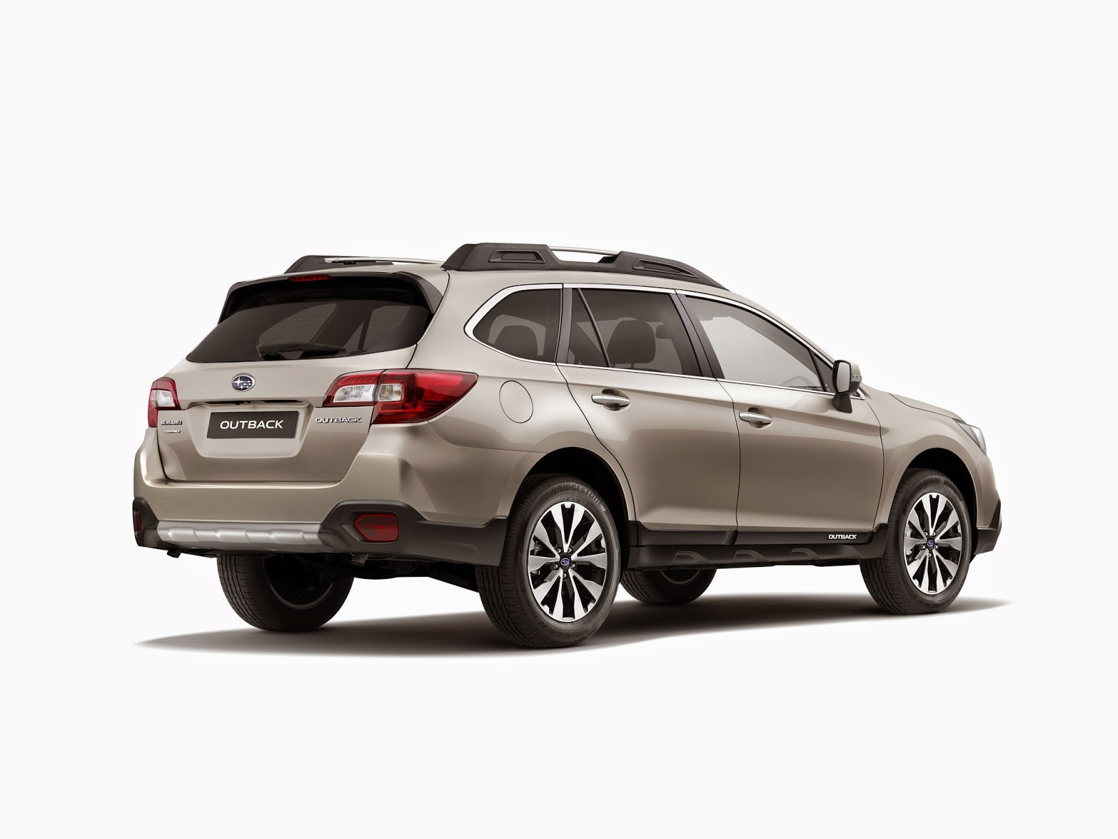 2015-2016 Subaru Outback в России