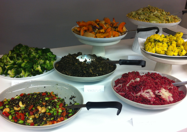Detox kitchen deli, Harvey nichols