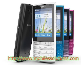 Nokia X3-02 RM-639 Version 7.51 latest flash files Free direct download