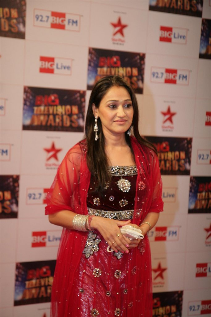Tv Anchors: Star Plus Big Television Awards 2011 Hottest TV Stars Pics