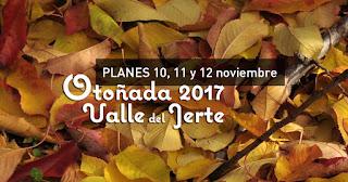Planes para el finde en el Valle del Jerte (10, 11 y 12 noviembre 2017)