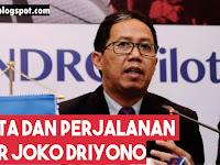 Biodata dan Perjalanan Karier Joko Driyono