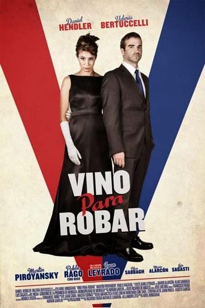 Vino para Robar DVDRip Latino