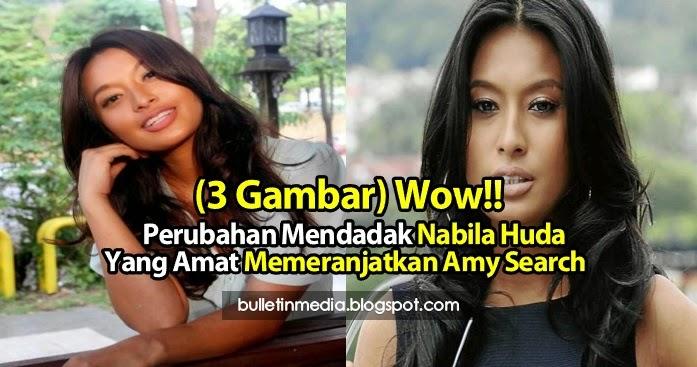 (3 Gambar) Wow!! Perubahan Mendadak Nabila Huda Yang Amat Memeranjatkan Amy Search