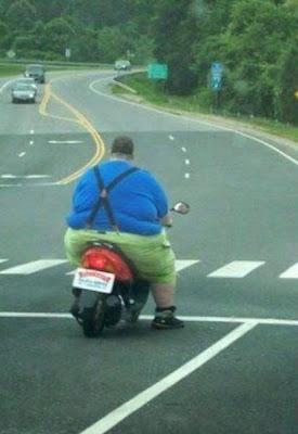 moto gordo