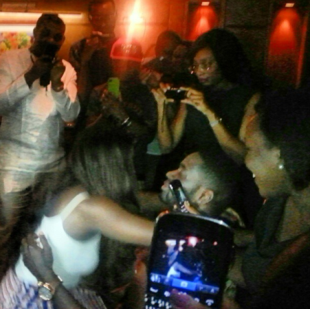 tiwa+savage+and+teebillz+engaged+lindaikejiblog1 Tiwa Savage gets engaged to boyfriend on her bday!