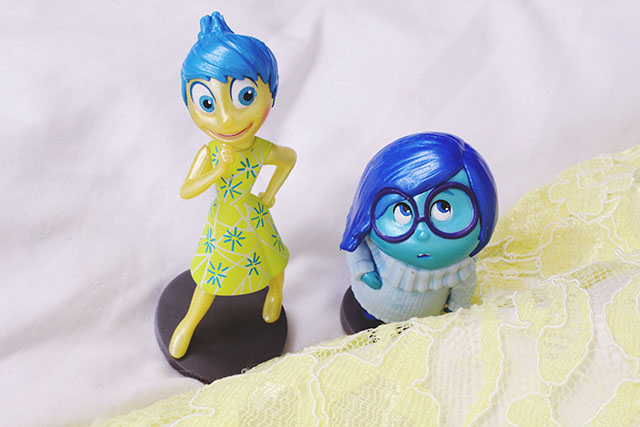 Disney Pixar Inside Out Figurines