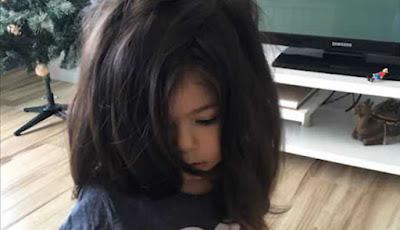 Rambut indah Arya Bilgin