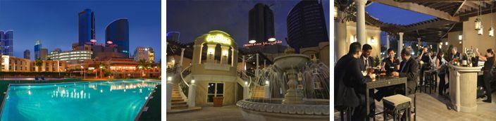 Crowne Plaza Hotel Manama Kingdom Of Bahrain