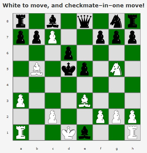 Fabulous 4 Move Checkmate Daily Inspiration Quotes Wiring Cloud Ratagdienstapotheekhoekschewaardnl