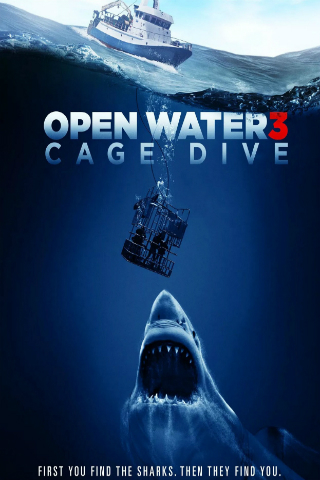 Open Water 3: Cage Dive [2017] [DVDR] [NTSC] [Latino]