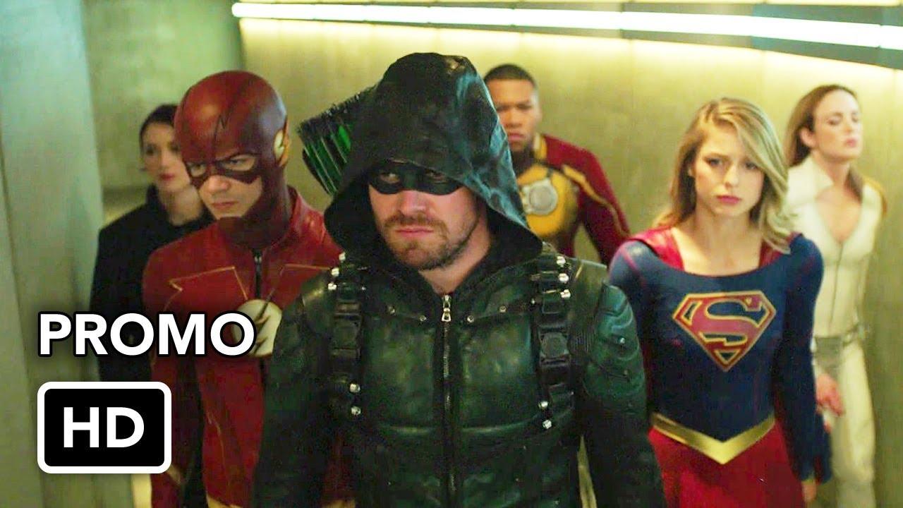 Arrowverse : Crisis On Earth-X Promo Teases Major Event.