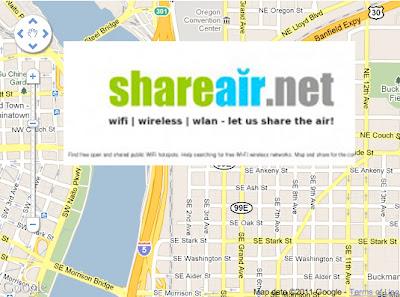 Wi Fi Gratuito Geolocalizado