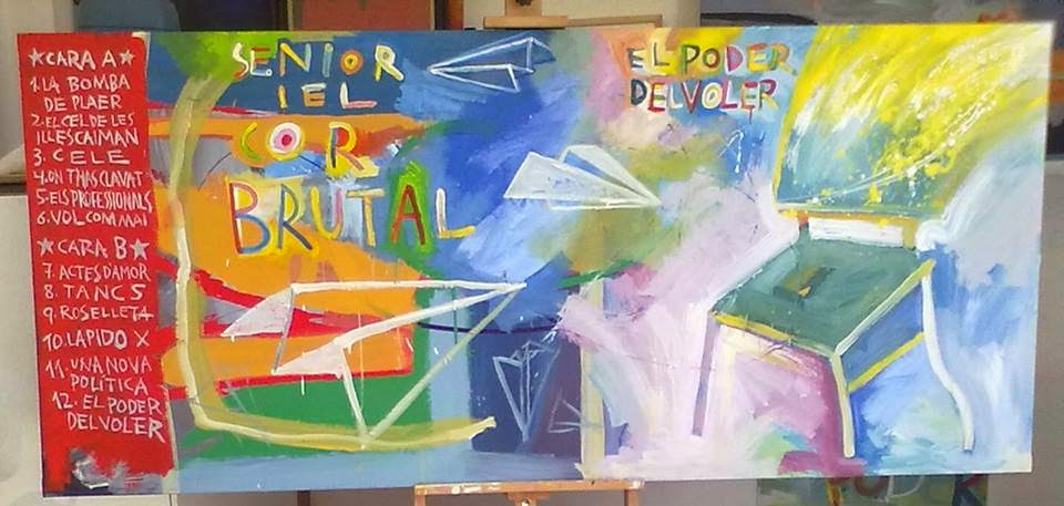 SENIOR I EL COR BRUTAL - (2014) El poder del voler 2
