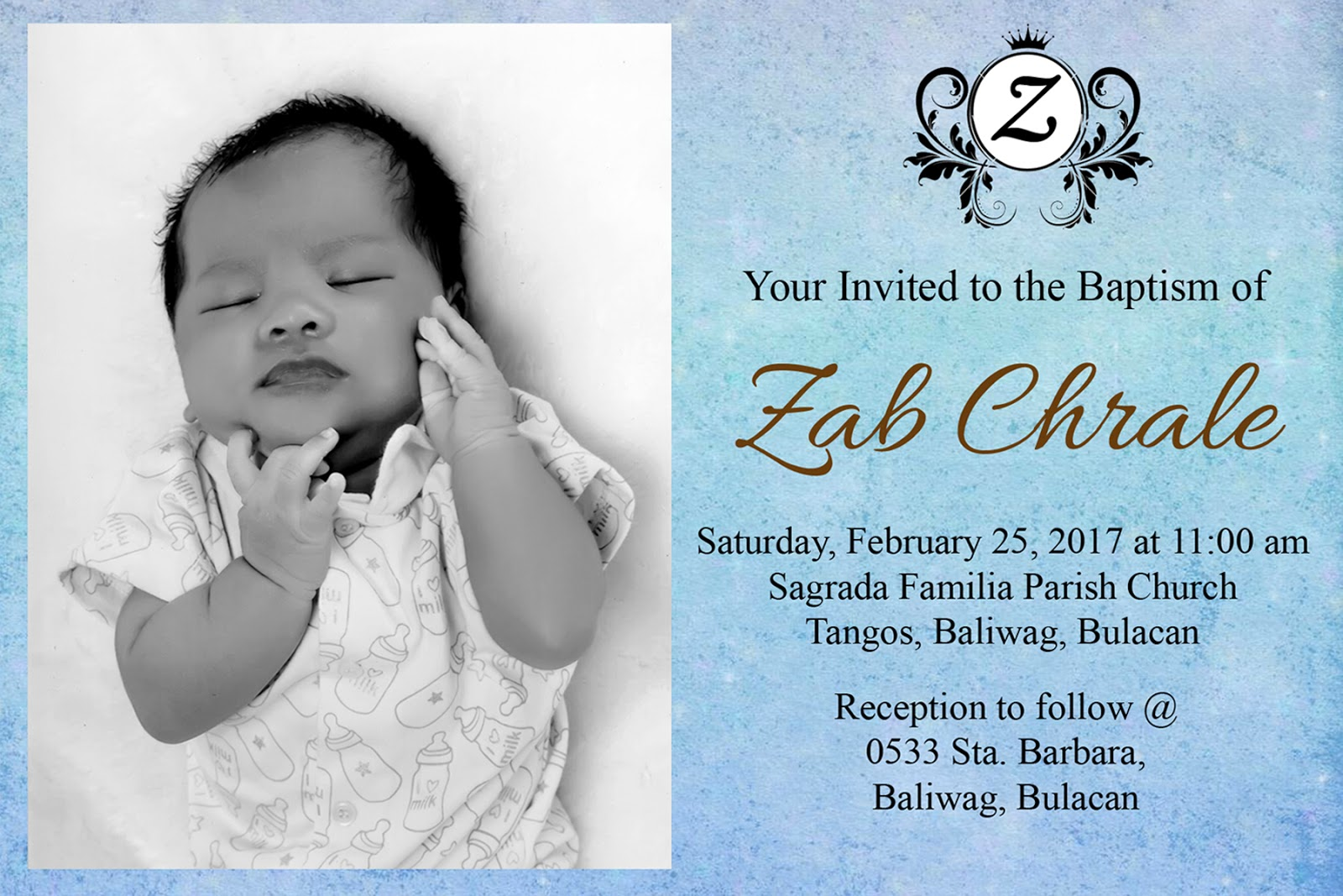 Sample invitation letter for christening free printable greeting cards elegant and simple invitation for christening get layout zab2bcopy sample invitation layouthtml sample invitation letter for christening stopboris Gallery