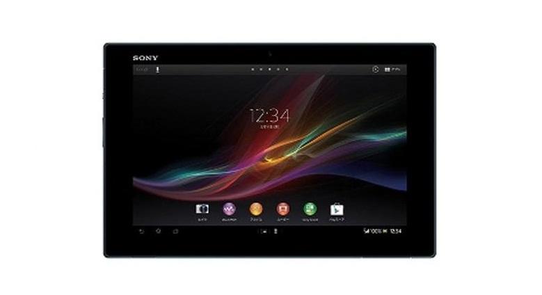 Cara Flashing Sony Xperia Tablet Z LTE SGP321 Bootloop / Mati total