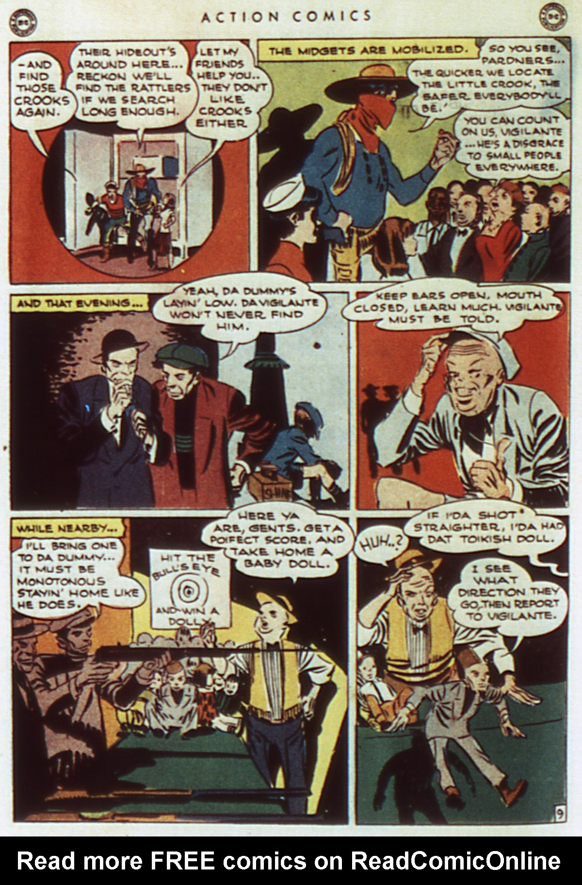 Read online Action Comics (1938) comic -  Issue #96 - 32