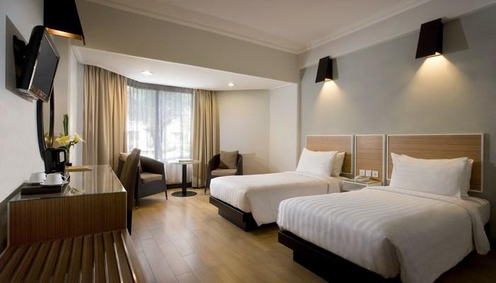 5 Hotel Dan Villa Di Lembang Bandung Mulai 300 Ribu