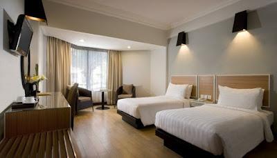 5 Hotel dan Villa di Lembang Bandung Mulai 300 Ribu 3