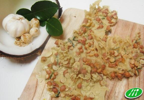 Lauk pauk yang diolah ini merupakan jajanan tradisional dimana bahan Resep Iwak Peyek Alias Rempeyek Renyah