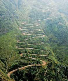 Jalan Burma, Yunnan