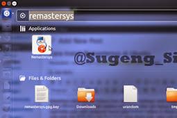 Script Instalasi Remastersys di Sistem Operasi Linux Ubuntu