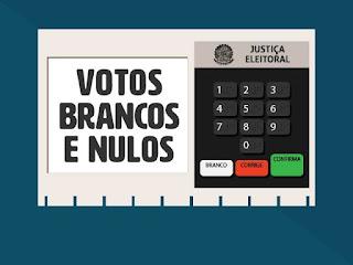 Votar branco ou em nulo