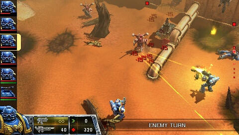 Game Strategi PPSSPP