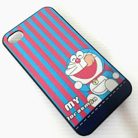 casing foto Doraemon iPhone