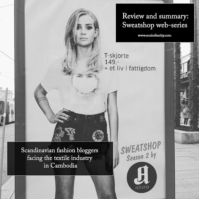 Review and summary of Sweatshop web-series