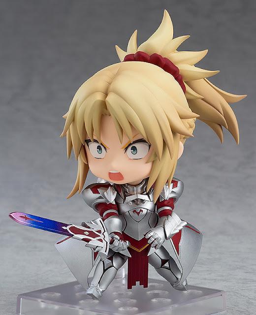 """Nendoroid Saber of """"Red"""" / Mordred de """"Fate/Apocrypha"""" - Good Smile Company"""