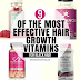 9 Hair Growth Vitamins That Actually Work for Black Hair