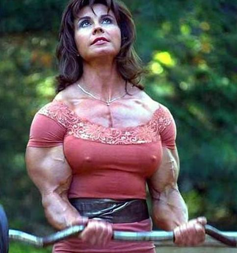 Extraordinary Female Bodybuilders