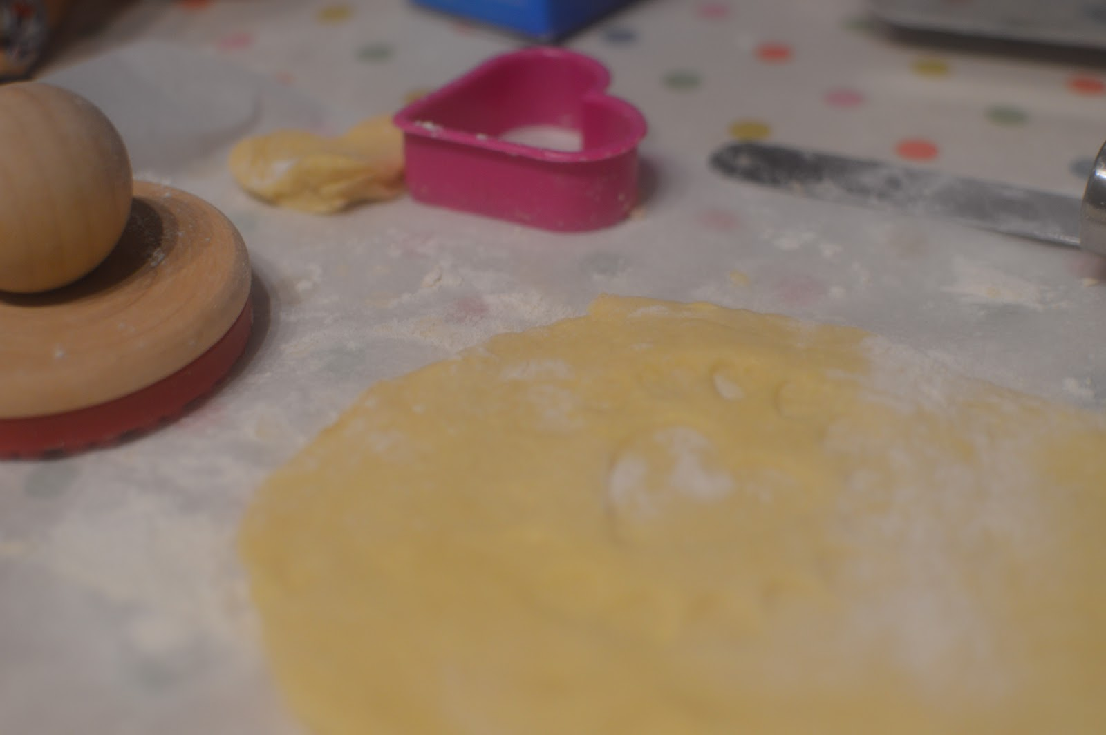 ", Making Shirley Goode's ""Homemade ""Jammy Dodgers"""