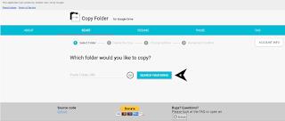 2 Cara mudah menyalin folder di Google Drive