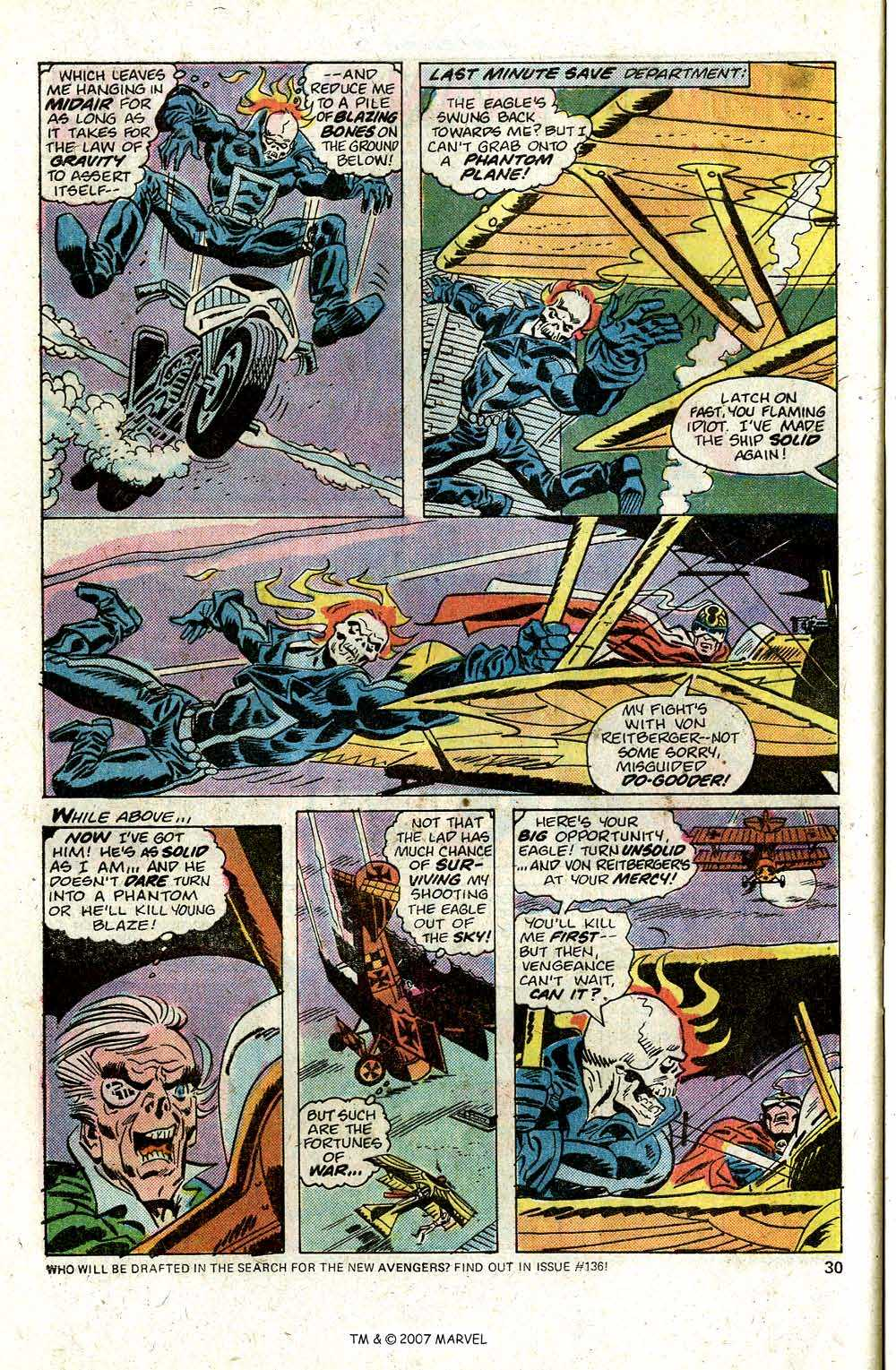Ghost Rider (1973) Issue #12 #12 - English 32